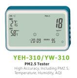Het hoge Meetapparaat van het Deeltje van de Kwaliteit Pm2.5 van de Lucht van de Nauwkeurigheid
