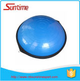 Demi de boule de yoga de qualité, entraîneur d'équilibre de Bosu, séances d'entraînement de boule de Bosu pour la force de noyau et un corps modifié la tonalité superbe