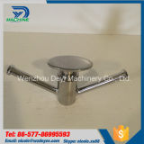 Ручной двойной клапан образца Ss304 для применения Pharm