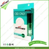 Ocitytimes 510 Cbd E Cigarette 또는 Hemp Oil Cartridge/CO2 Oil Cartridge