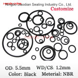 GB3452.1-82-1562 em 27.00*7.00mm com anel-O de HNBR