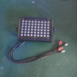 La PARITÉ d'intérieur d'étape de RGBW 54X3w DEL peut avec des obturateurs