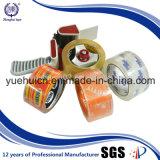 提供はペーパーコアBOPP極度の明確なテープでロゴを印刷した
