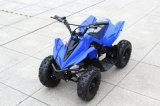 500W Kids ATV Mini ATV elétrico com interruptor de pedal de segurança Quad