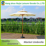 ombrello utilizzato giardino d'acciaio esterno del patio dell'ombrello di 9 ' /10'