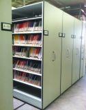 Sistema móvel manual do armazenamento