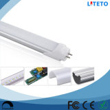 UL Approval를 가진 Epistar Chip Energy Saving 120lm/W 18W T8 LED Tube Light
