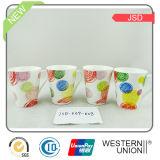 De Mok van de ceramische/Gift van het Porselein met het Ontwerp van de Koffie