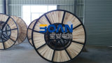 Cu/XLPE/Swa/PVC, 0.6/1 quilovolts, cabo distribuidor de corrente blindado (SWA) de fio de aço (IEC 60502-1)