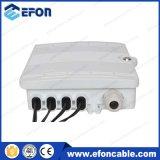 Mirco PLC 쪼개는 도구 8 코어 광섬유 작은 배급 상자 (FDB-08A)