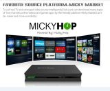 HD Set Top Box Android Soporte Online Services