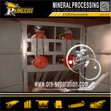 Tipo separatore elettrostatico asciutto del rullo del minerale metallifero di separazione di Zircon della miniera elettrica della sabbia