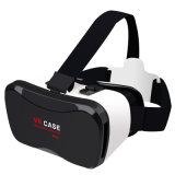 Caso 5 de Vr da realidade virtual dos vidros de Google Cardboad 3D positivo