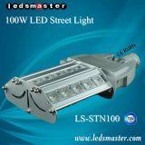 100 luz de calle ahorro de energía del vatio IP66 LED