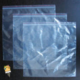 LDPE su ordinazione Zipper Bag di Thickness e di Size Plastic