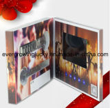 7inch LCD Screen Video Brochure para Promotion, Business Gift