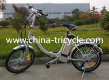 motore senza spazzola 250W bici elettrica del litio da 16 pollici (SP EB-03)