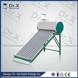 chaufferette 100L solaire de tube électronique pour l'usage de Bath