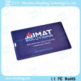 Jahrestag Gift Business Name Card 8GB Flash-Speicher mit Logo Print (ZYF1829)