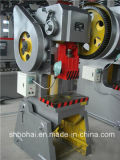 J23-100t Power Press Machine, Plate Punching Machine, Open-Type Inclinable Power Press J23-100t