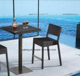 Selles de barre de meubles d'hôtel employant pour le club Mading par le rotin d'Aluminum +Synthetic tissé (YT538)