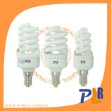 T3 volles energiesparendes Lampe 6000h E27 der Spirale-13W CER RoHS