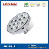 iluminación recargable de 12PCS SMD LED