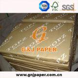 papier de bible jaune 28-30GSM et blanc crème pour l'impression