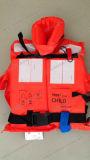 gilet de sauvetage de mousse de 88n EPE pour l'enfant