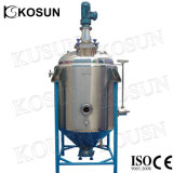 tanque de mistura químico inoxidável do produto comestível de tanque 1000L de aço