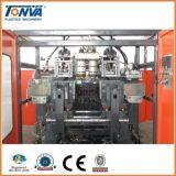 Машина прессформы дуновения штрангя-прессовани Tonva пластичная отливая в форму