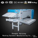 Vollautomatisches Wäscherei-Faltblatt, industrielle Tücher, die Waschmaschine falten
