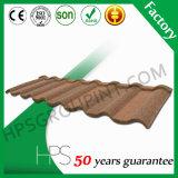 Материал плитки листа крыши длинной жизни прочный/крыши камня Coated с по-разному цветами