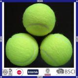 Boule de tennis approuvée d'Itf de qualité en gros d'OEM