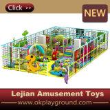 Type de cour de jeu et Chambre d'intérieur de jeu de gosses de matériau de cour de jeu de plastique (T1501-3)
