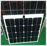 Comitato solare flessibile di alta efficienza 50W con buona qualità