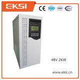 C.C de 48V 1kVA à l'inverseur solaire à C.A. avec le contrôleur de charge interne