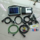 Mb-Stern C5 statischer Ableiter schließen für des MB-Cars&Trucks Radioapparat Diagnosehilfsmittel-Stern-C5 mit Xplore IX104 Tablette I7CPU an SSD-Software an