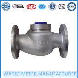 Mètre d'eau de Woltman de bride d'acier inoxydable de Dn65mm 304