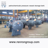 Do álcôol ácido do tanque de Diute tanque de pressão químico T-35 do equipamento