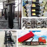 Únicos cilindros ativos da hidráulica para o descarregador