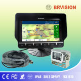 7 Zoll GPS-Navigations-hintere Ansicht-Monitor-System
