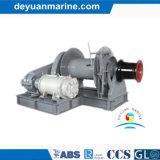 verricello di 34mm ed argani d'ancoraggio elettrici marini di attracco