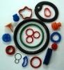 Joint circulaire en caoutchouc de joint en caoutchouc de silicones de FDA