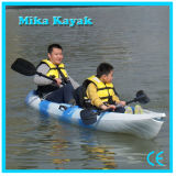2 Levering voor doorverkoop van de Kajak van de Visserij van de Kano van de Boot van de persoon de Oceaan