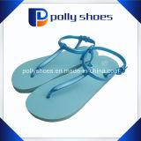 Sandalias de lujo vendedoras calientes de las señoras del precio bajo del verano