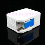Оптовые высокомарочные переходника/заряжатель стены перемещения USB мобильного телефона 3