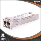 10g SFP CWDM optische Lautsprecherempfänger-Baugruppe SFP+ 80km mit Qualität
