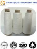 Amorçage de couture tourné par faisceau de polyester de 100% 42s/2