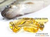 Óleo de peixe refinado certificado pela GMP, óleo de peixe ômega 3 (50/20 EE), óleo de peixe natural